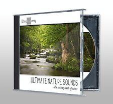 Ultimate Nature Sounds (Rain, Waterfall, Birdsong, Birds) Sleep & Relaxation CD