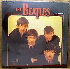 SEALED EU IMPORT ROCK LP BOX SET: THE BEATLES 1958-1962 DOY011 BOOK