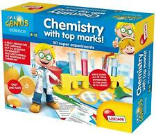 Kids Childrens Chemistry Set with 50+ Experiments Laboratory Educational
