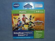 Vtech InnoTAB MAX Game POWER RANGERS DINO CHARGE  4-6 years