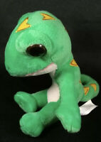 "Geico GECKO 5"" Plush Mascot Stuffed Animal Toy Commercial Advertising Lizard"