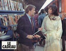 CLAUDIA CARDINALE  PIERRE MONDY LE CADEAU 1982 VINTAGE LOBBY CARD ORIGINAL #2