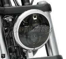 """5.75"""" Daymaker Projector LED Headlight Fr Harley Dyna Wide Glide FXDWG Low Rider"""