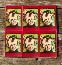 "John Candy Andy Warhol ""Candy Warhol"" 12x12 Masonite Print Uncle Buck Pop Art"