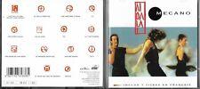 CD 14 TITRES MECANO (ANA TORROJA) AIDALAI INCLUS 7 TITRES EN FRANÇAIS DE 1991