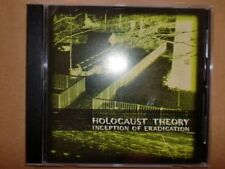 Holocauste Theory-Inception of éradication/CD/USA/1998/Noisex/PAL