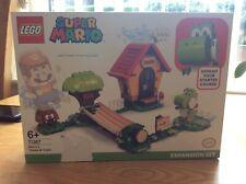 Lego Super Mario 71367 Marios house and Yoshi Brand new and sealed