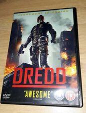 Dredd (DVD, 2013) KARL URBAN