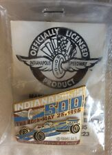 1996 Indianapolis 500 Collector Lapel Pin