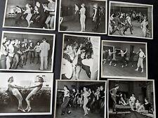Vintage 1950s James Starbuck Max Liebman Other Ballet Photo Lot #3 (9pcs) BB