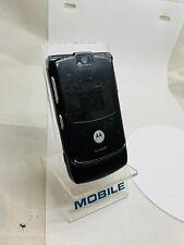 Motorola RAZR V3 - Black  (Vodafone ) Mobile Phone Poor Condition
