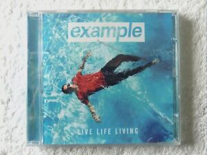 27222 Example Live Life Living [NEW / SEALED] CD (2014)
