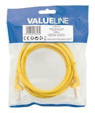Valueline CAT5e SF/UTP-Netzwerkkabel RJ45 (8P8C) Stecker, 2m