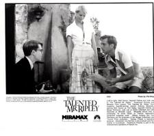 "M.Damon, G.Paltrow, J.Law ""The Talented Mr.Ripley"" 1999 Vintage Movie Still"