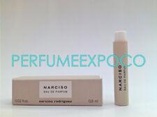 NARCISO by NARCISO RODRIGUEZ Perfume Eau De PARFUM Spray SAMPLE VIAL (C79