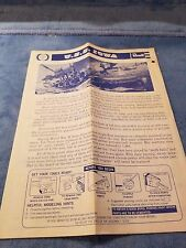 Revell - USS Iowa- Instructions only 1966-1976