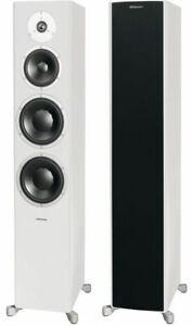 Dynaudio Excite X38 White Finish Floor Standing Speakers