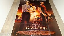 TWILIGHT chap:4 revelation 1er partie !  affiche cinema vampire