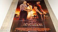 TWILIGHT chap:4 revelation 1er partie !  affiche cinema vampire