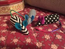 Handmade Cat Toy Mouse With Catnip High Quality Cosmic Strength