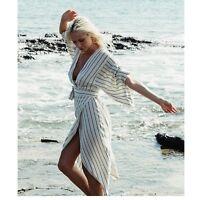 BNWT BILLABONG LADIES ROBE LIFE DRESS SIZE SMALL (8) RRP $119.99 LAST ONE