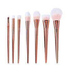 7pcs Pro Makeup Brushes Set Powder Foundation Eyeshadow Eyeliner Lip Brush Tool