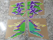 NEW KAWASAKI KLX 650 KLX650 KLX650R 650R 1993 1994 1995 GRAPHICS DECALS STICKERS