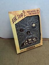 Evil Dead 2 Dvd The Book Of The Dead 2 Special Divimax Series Edition
