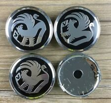 Vauxhall 60mm Alloy Wheel Centre Caps.Set of 4. Corsa Astra+More*QUICK UK POST*