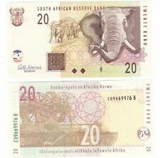 Sud  South Africa  20 rand    2009     FDS UNC    Lotto 2375