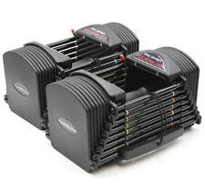 PowerBlock Pro Series 50 LBS Adjustable Dumbbells Set of 2 CONFIRMED SHIPS 6/11