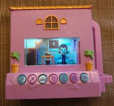 Pixel Chix Pink House Loft With Rooftop Pool, Tested, 2005 Mattel