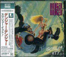 DANGER DANGER SCREW IT! CD +3 - JAPAN 2014 RMST Blu-Spec CD2 - GIFT PERFECT!