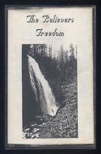 BELIEVER'S FREEDOM - DEMO - CHRISTIAN METAL DEMO TAPE - TULSA, OK 1993