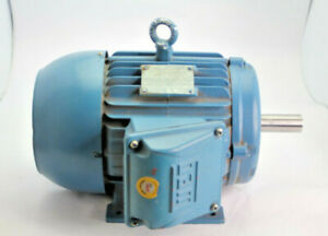 WEG 00318ET3E182T-W22 Inverter Duty Motor 3PH 208-230/460V 1760RPM 3HP 50/60HZ