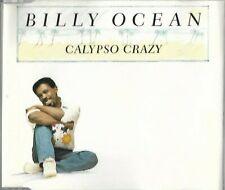 BILLY OCEAN CALYPSO CRAZY CD SINGLE