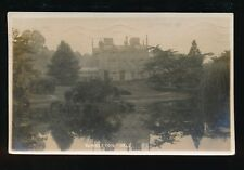 Worcestershire Worcs DUMBLETON HALL used c1915 RP PPC