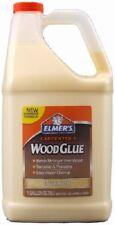 (4) Elmer's E7050 1 Gallon Carpenter's Interior Wood Glue for Furniture Repair
