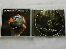 POWERWORLD Human paradise GERMANY CD STEAMHAMMER (2010) MINT