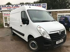 Vauxhall Movano 65 Plate. 62k Miles. Full History. MWB. Med Roof.