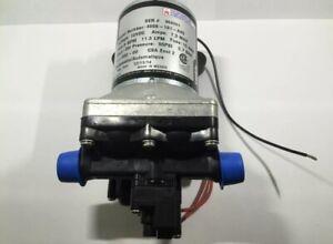 New Shurflo 4008-101-E65  RV/Camper & Marine 12V Fresh Water Pump 3.0 GPM