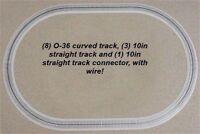 LIONEL FASTRACK TRACK 40x60 OVAL train fasttrack straight curve terminal 40x60