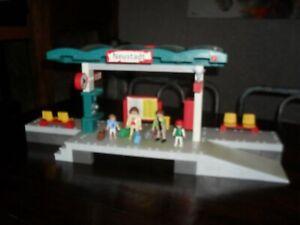 playmobil 4382 Grand quai de gare