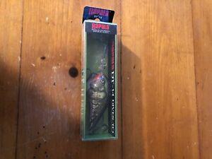 rapala dt 14 crankbait discontinued color