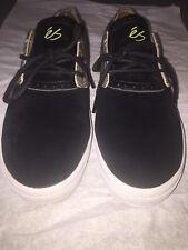 Es Footwear Accent shoes 9.5 skateboarding Black/Camo