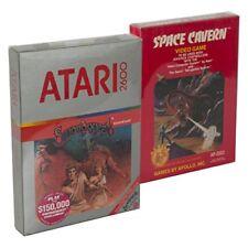 Video Game Clear Box Plastic Case For Atari Colego CIB - Set of 25