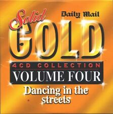 VARIOUS ARTISTS - SOLID GOLD VOLUME 4; DANCING IN THE STREETS, Daily Mail CD