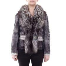 Manteaux et vestes multicolore en fourrure pour femme