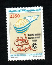 2011- Tunisia- Tunisie- World Book & Copyright Day-La Journée Mondiale du Livre