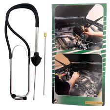 Mechanic's Stethoscope For Identifying Engine Sounds